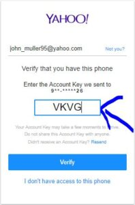 how to recover or reset yahoo mail password
