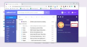 delete contacts in new yahoo mail