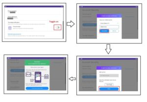 Yahoo Two Factor Authentication Part-2